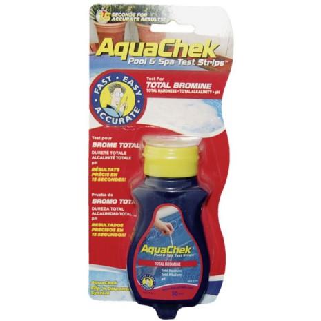 Teststickor till AquaCheck truetester Röd 50 st