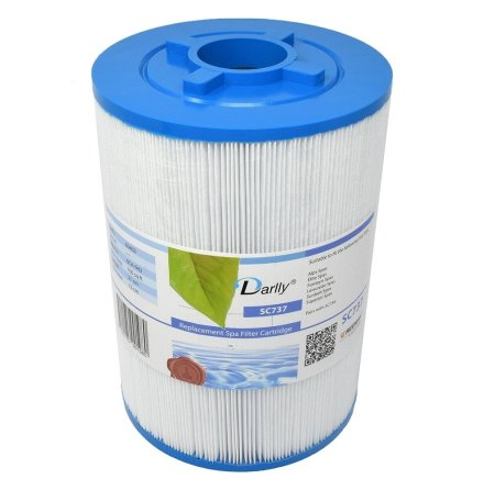 Spafilter Darlly SC737 - 60403 (bottendel)