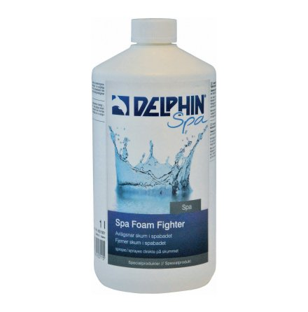 Spa Foam fighter, 1 liter - Delphin Spa