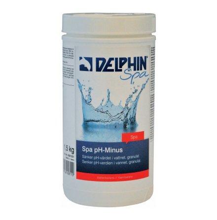 DELPHIN pH-Minus Granulat 1,5kg