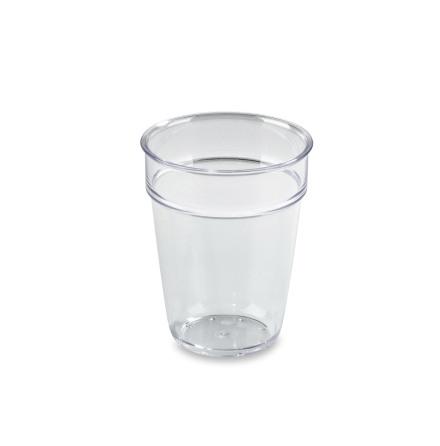 Okrossbart glas - Dricksglas - 35 cl
