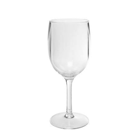 Okrossbart glas - Vinglas - 25 cl