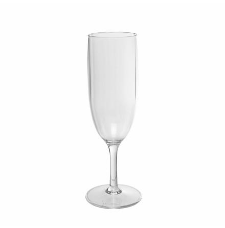 Okrossbart glas - Champangneglas -  17 cl
