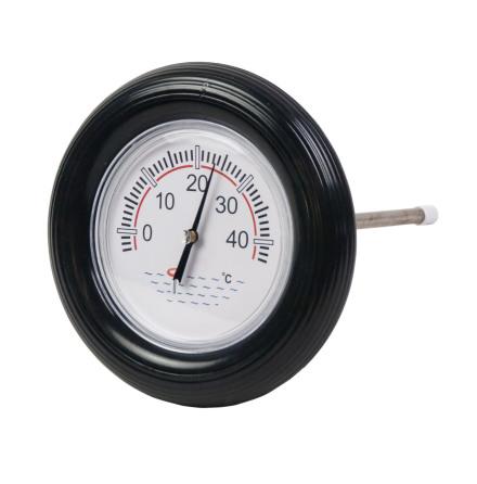 Badtermometer, flytande pooltermometer