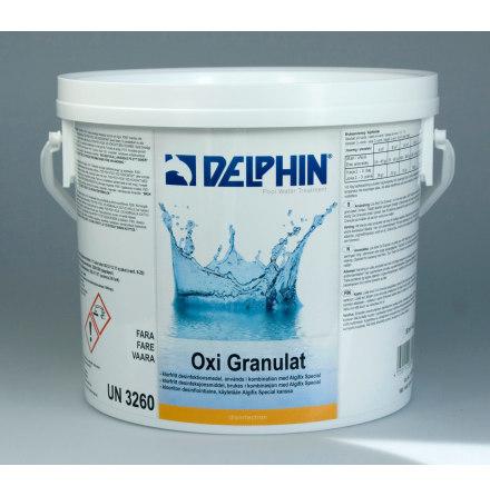 Oxi Granulat, 3 kg - Delphin
