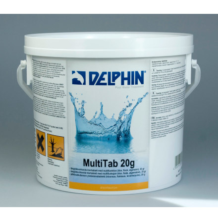 MultiTab 20g, 3kg - Delphin