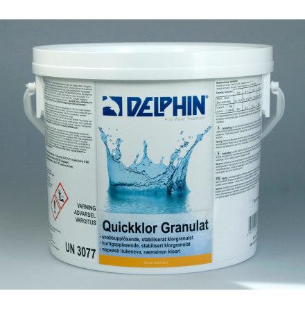 Chockklor granulat 3kg