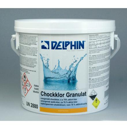 Chockklor Granulat, 3kg - Delphin