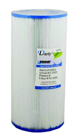 Spafilter Darlly SC751