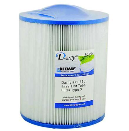Spafilter Darlly SC754