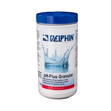 DELPHIN pH-Plus Granulat 1kg